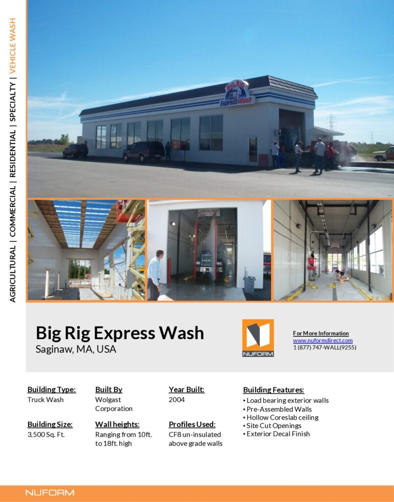 Big Rig Express Wash