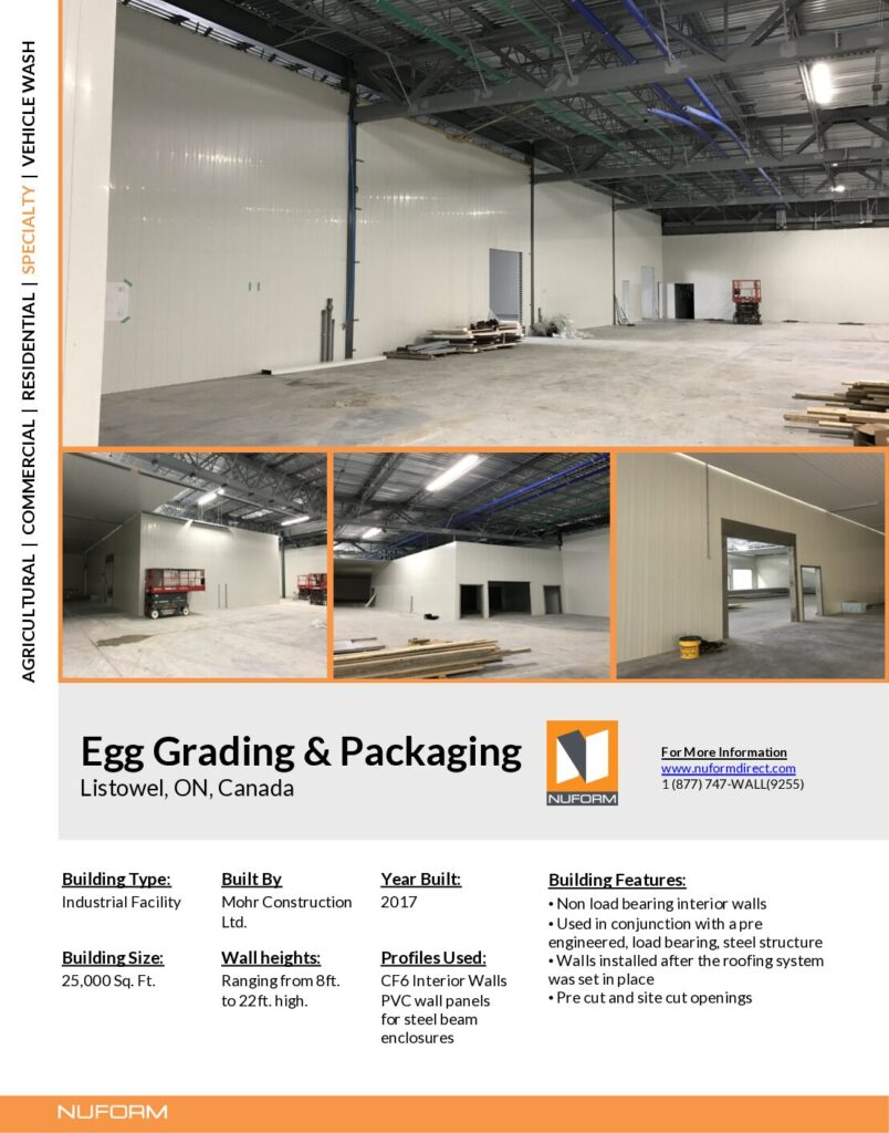 Egg Grading & Packaging