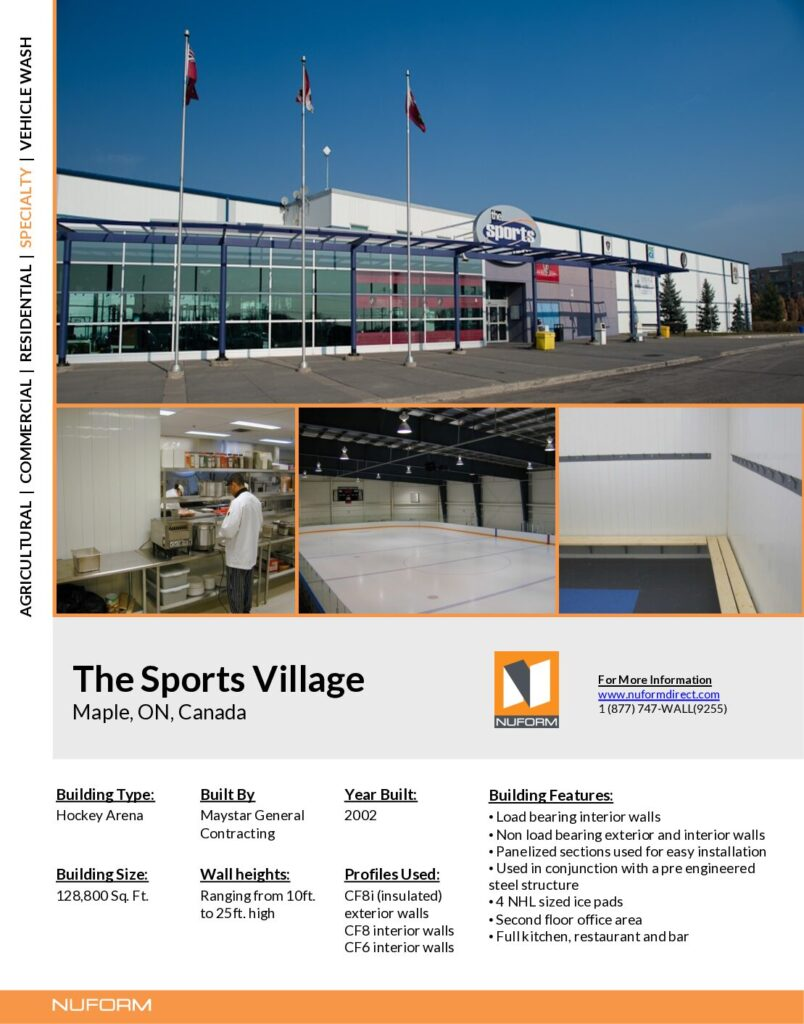The Sports Village