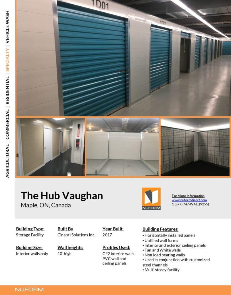 The Hub Vaughan