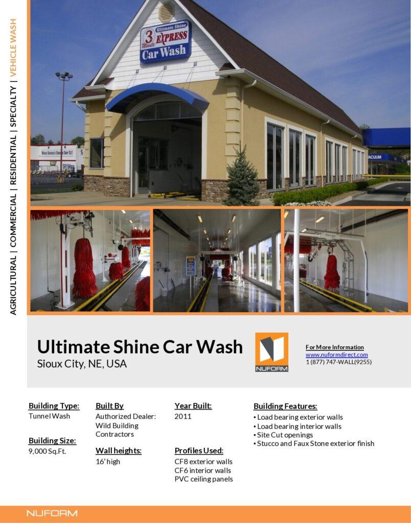 Ultimate Shine Car Wash